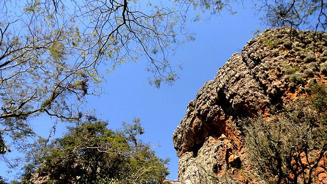 Parque Estadual Vila Velha - Ponta Grossa - Parana - Arenitos 2