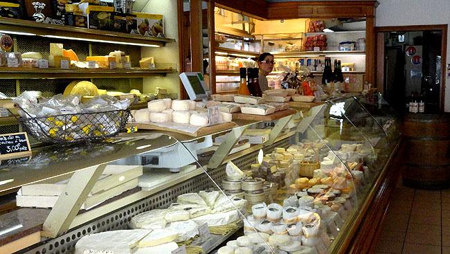 Le fromagerie Lepic Montmartre Paris - Onde comprar queijos baratos em Paris