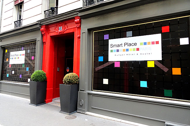Smart Place Hotel Economico Paris