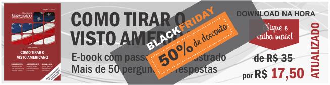 Banner Visto Americano black friday