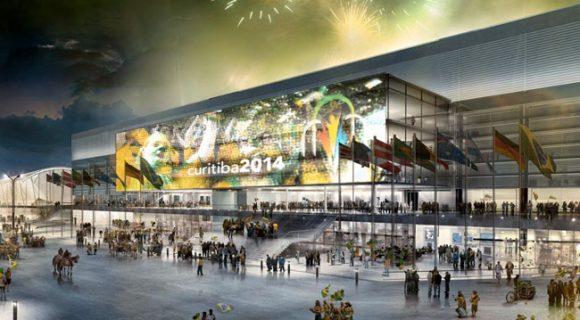 Curitiba Copa 2014 | Guia prático para o turista esportivo