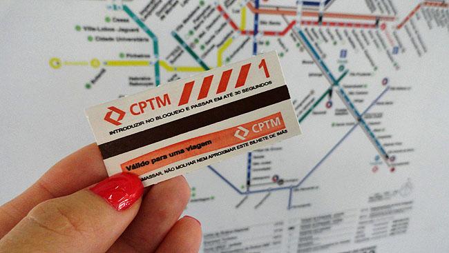 Trem Sao Paulo CPTM