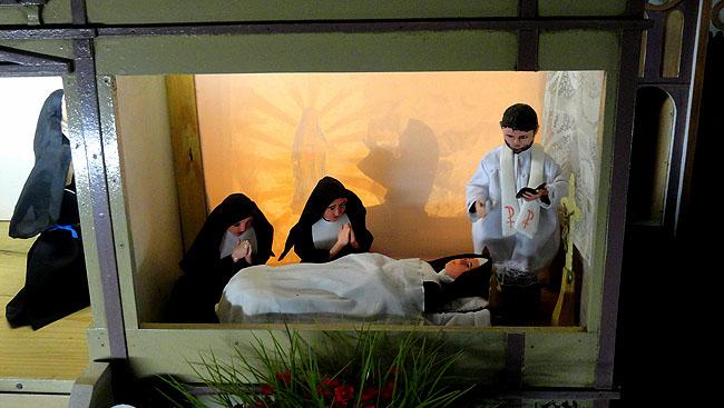 Santuario Santa Paulina Nova Trento SC - Vida Mecanizada