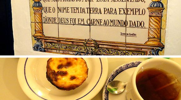 Onde comer o tradicional pastel de belém em Lisboa