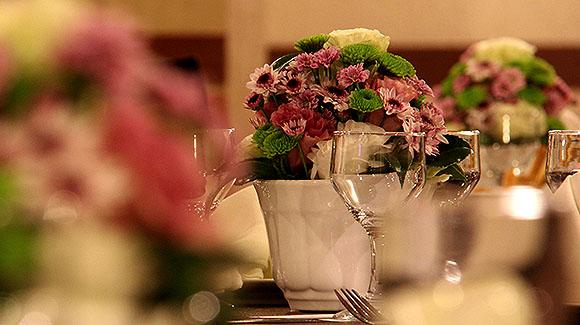 Festa Bailarina dicas decoracao flores