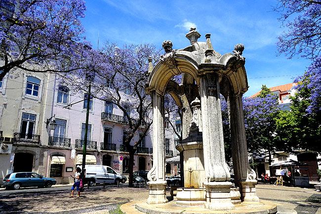 Largo do Carmo Lisboa
