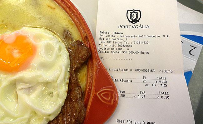 Lisboa: 5 lugares incríveis para comer bem e (muito) barato