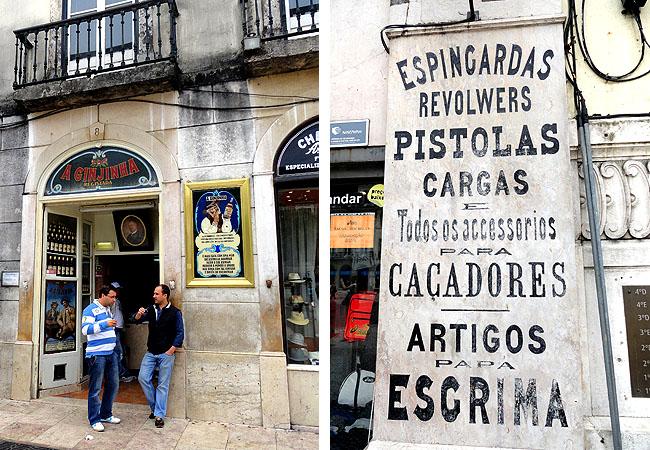 Lisboa bairro a bairro Baixa Ginginha
