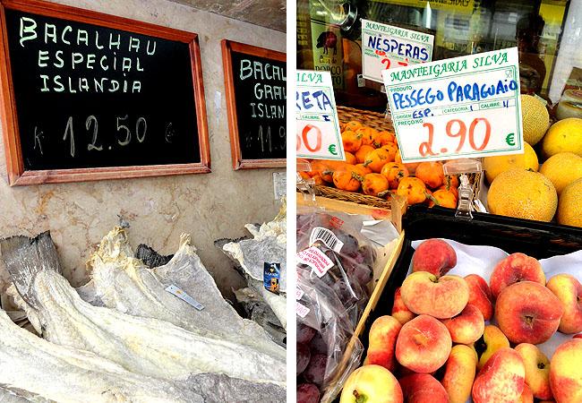 Lisboa bairro a bairro Baixa frutas