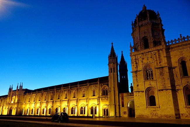 Lisboa bairro a bairro Mosteiro dos Jeronimos como chegar