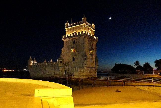 Lisboa bairro a bairro Torre de Belem