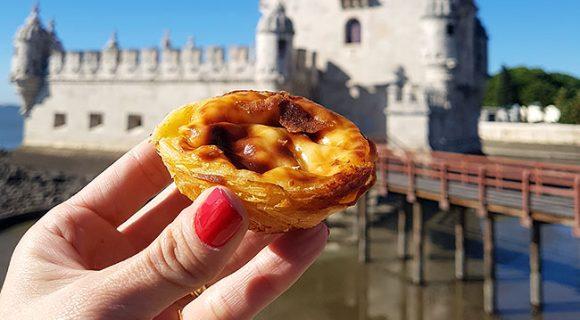 5 lugares imperdíveis para comer o tradicional pastel de belém em Lisboa