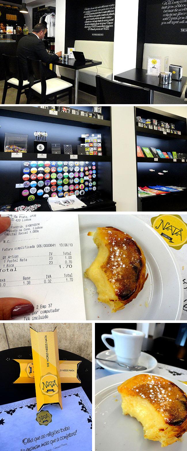 Pastel de belem onde comer bem e barato Lisboa