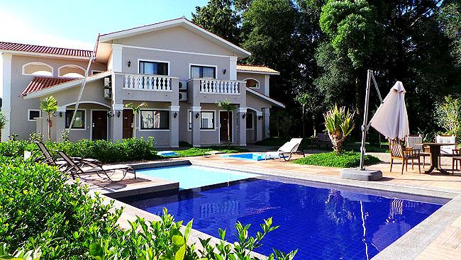 Iguassu Resort Apartamentos com Piscina