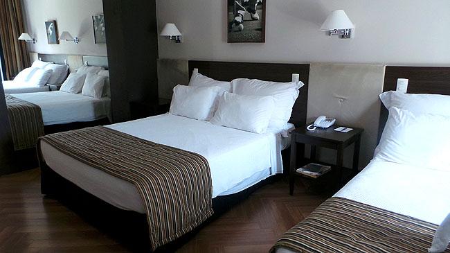 Iguassu Resort Quartos