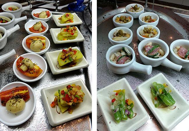 Igussu Resort Restaurantes