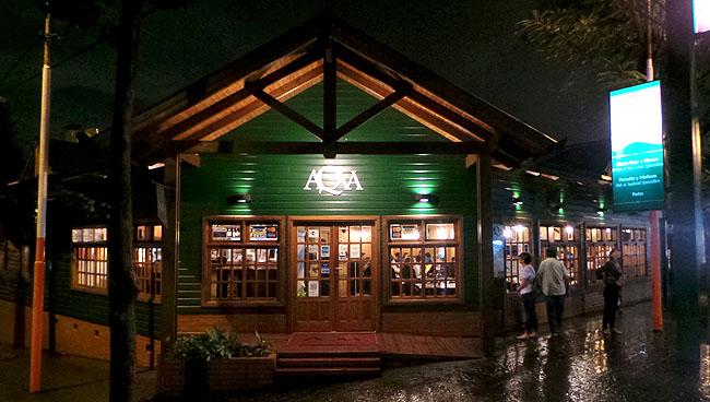 Restaurante Aqua Puerto Iguazu Como chegar