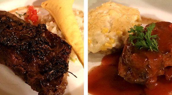 AQVA: restaurante para provar a melhor carne argentina em Puerto Iguazu