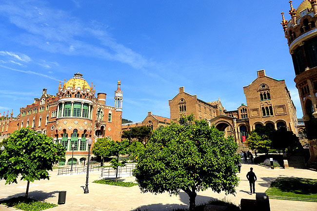 Hospital Saint Pau Barcelona Como chegar