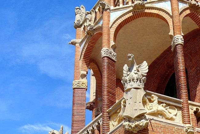 Hospital Saint Pau Barcelona Detalhes