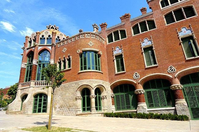 Hospital Saint Pau Barcelona Localizacao