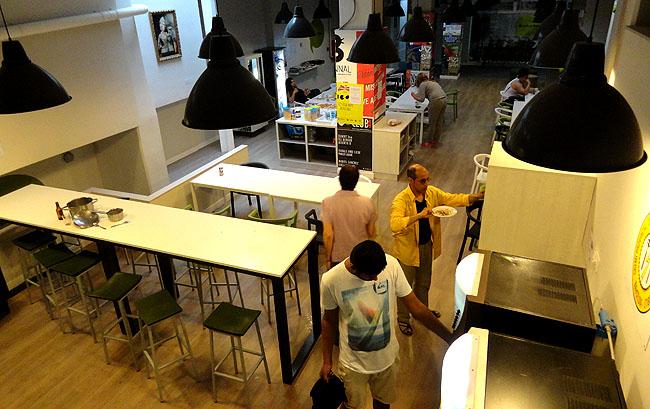Hostel bom e barato Barcelona Hostel Hola Eixample