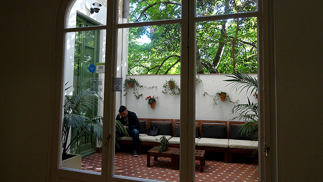 Hostel bom e barato Barcelona - Rodamon