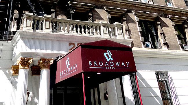 Hotel bom e barato em Nova York Broadway Hotel