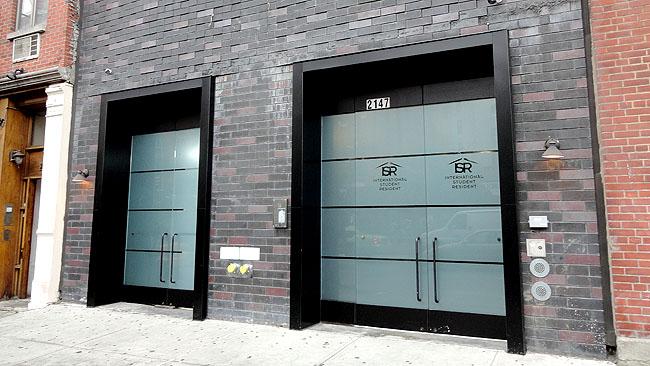 Hotel bom e barato em Nova York International Students Residence Fachada