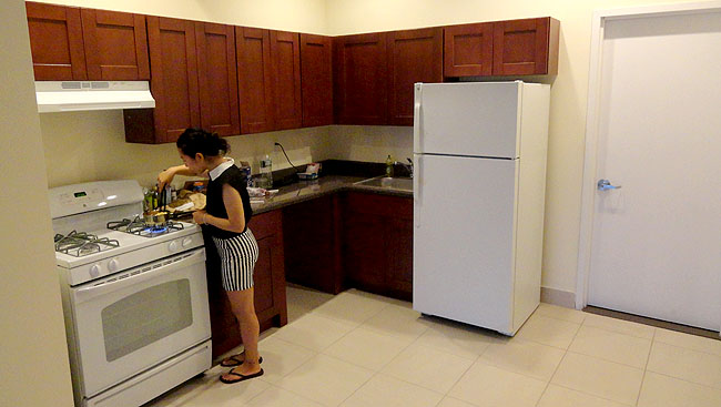 Hotel bom e barato em Nova York International Students Residence