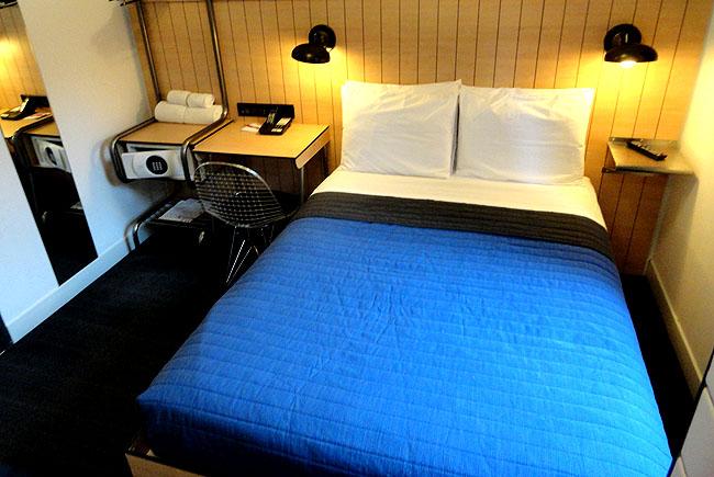 Hotel bom e barato em Nova York POD 39 Quarto Duplo