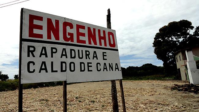 Engenhos de Rapadura Ceara CE 040 Placas