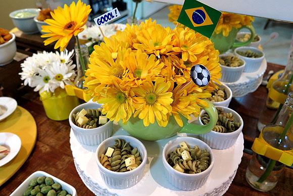 Festa Copa do Mundo Dicas Decoracao Buffet
