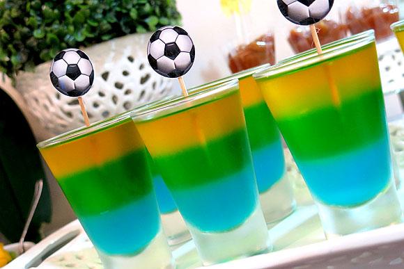 Festa Copa do Mundo Dicas sobremesa