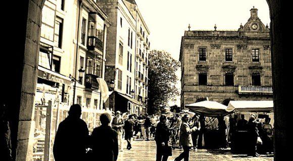 Gijón, Asturias: a fantástica surpresa do acaso