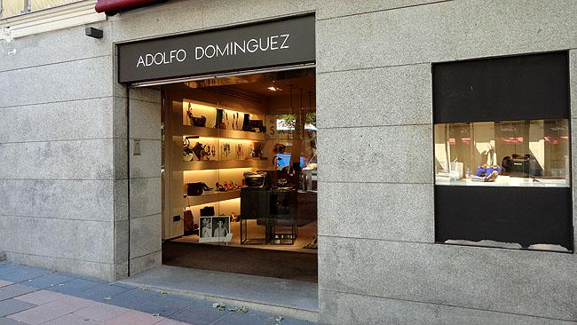 Bairro Salamanca Adolfo Dominguez