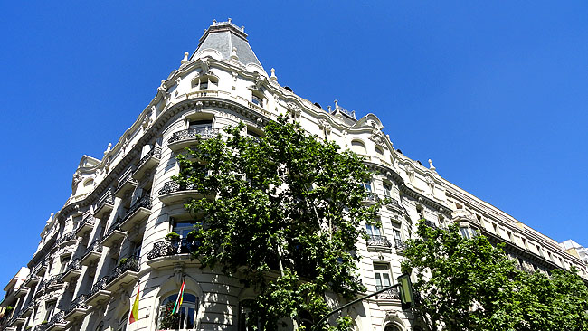 Bairro Salamanca Palacetes 1