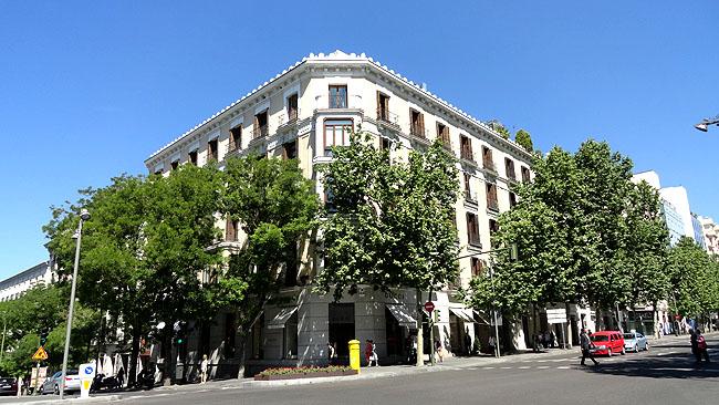 Bairro Salamanca Palacetes 2