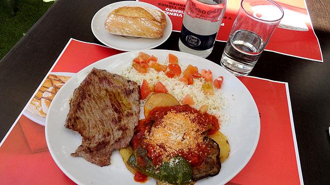 Bairro Salamanca Restaurante VIPs