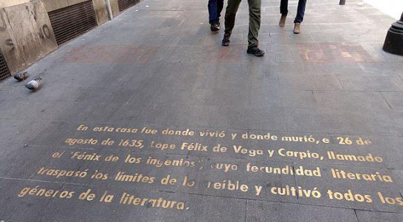 Madri bairro a bairro | Barrio de las Letras