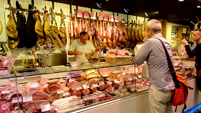 Chueca Mercado de San Anton