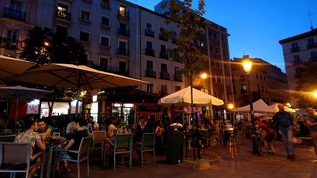 Chueca Plaza Chueca