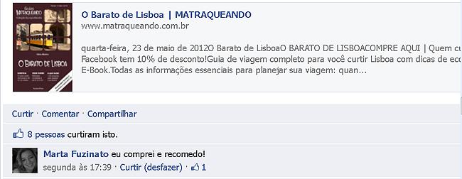 Depoimento Guia Lisboa