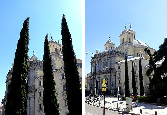 La Latina Madri Basilica San Francisco El Grande