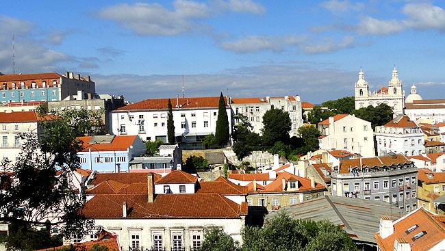 Lisboa bairro a bairro Alfama Como chegar