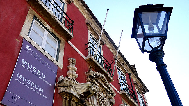Lisboa bairro a bairro Alfama Museu de Arte Decorativa