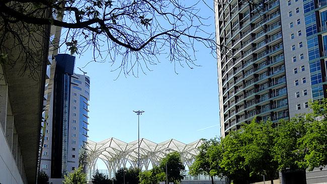 Parque das Nacoes Lisboa Portugal