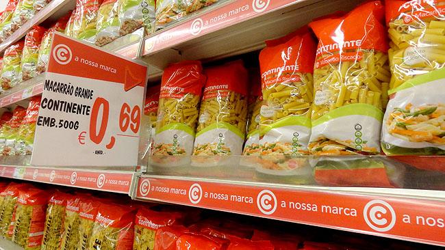 Parque das Nacoes Lisboa Supermercado Continente