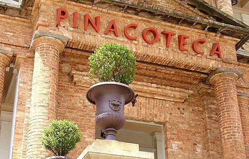 Pinacoteca Fachada Geral