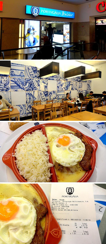 Portugalia Balcao Onde comer bem e barato Lisboa Portugal